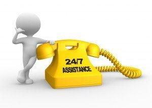 24-7 Assistance