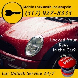 Car Lockout Service 24/7