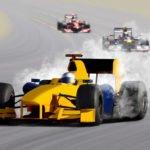 Mobile Locksmith Indianapolis race car