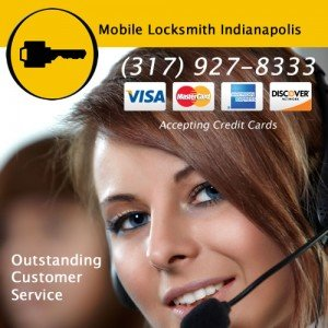 Outstanding customer service - Mobile Locksmith Indianapolis