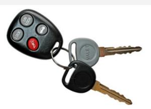 valet key